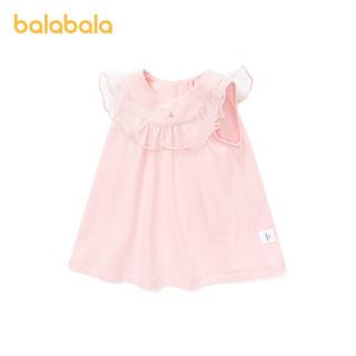 移动专享 : balabala 巴拉巴拉 女童公主裙 100cm