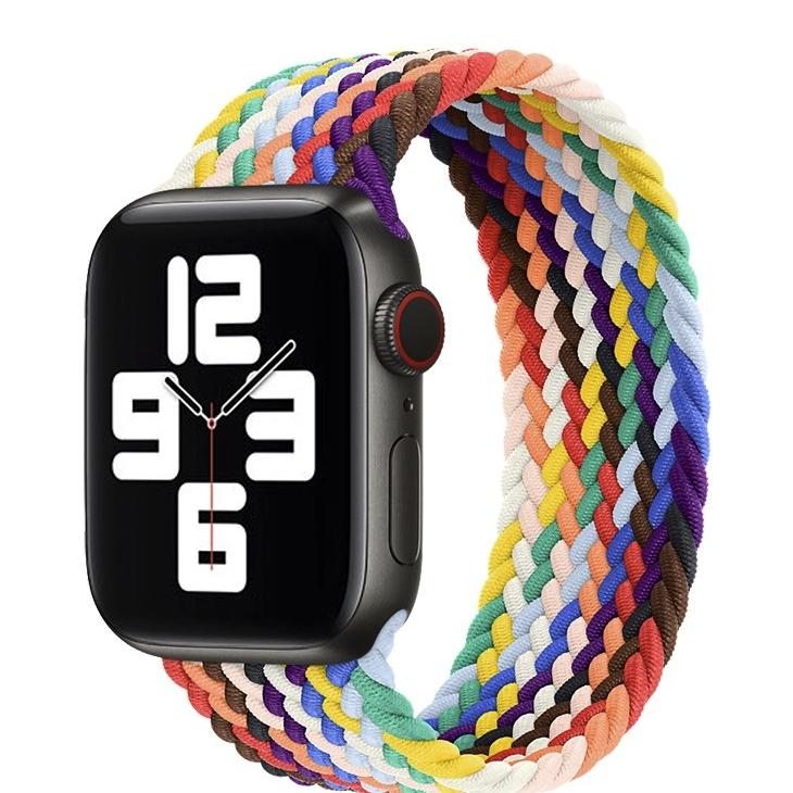 YALEBOS 适用于apple watch手表表带 42/44表盘 135-155mm