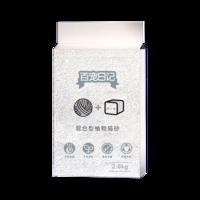 百宠日记 豆腐混合猫砂 2.6kg*8袋