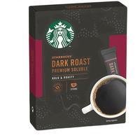 STARBUCKS 星巴克 深度烘培 精品速溶黑咖啡 2.3g*10袋