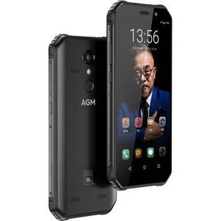 AGM H1 4G手机 4GB+64GB 枪黑