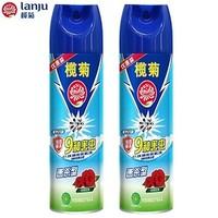 PLUS会员:榄菊 杀虫剂 500ml*2瓶