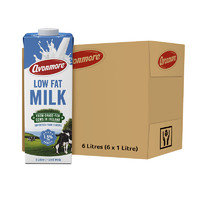 avonmore 低脂牛奶 1L*6盒