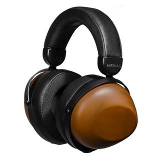 HIFIMAN 海菲曼 HE-R10平板振膜版头戴式耳机hifi有线r10木碗发烧耳罩式