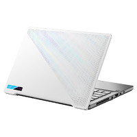 ROG 玩家国度 幻14 2021款 14英寸笔记本电脑 经典白(R9 5900HS、16GB、512GB、RTX3050Ti、2K、120Hz)