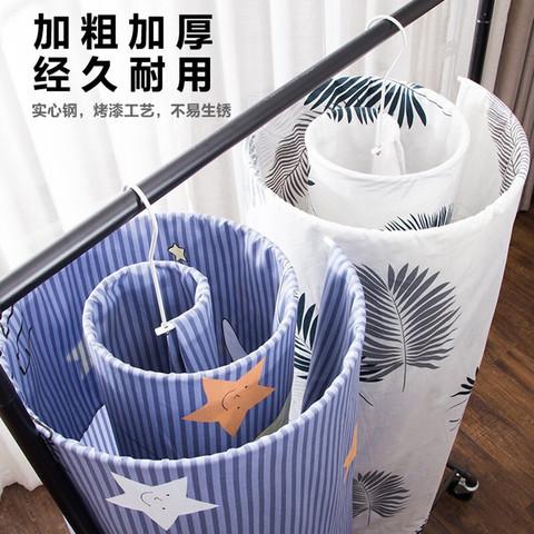 易泽家 螺旋衣架 2.2m