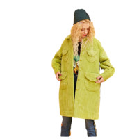 elf sack 妖精的口袋 女士中长款风衣 19414014