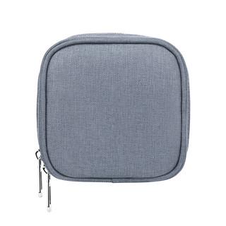 BUBM 必优美 苹果笔记本电源包数码收纳包 Macbook air/pro充电宝移动电源配件收纳袋鼠标袋 DUN-B 灰色