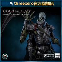 threezero 死亡法庭 收割者将军 1/6比例可动人偶