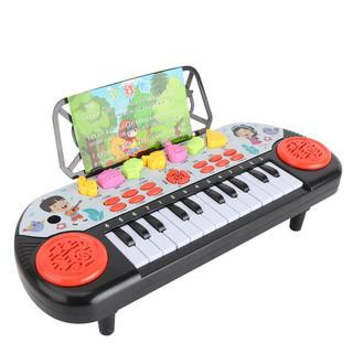 儿童电子琴钢琴早教可弹奏