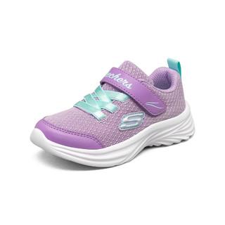 SKECHERS 斯凯奇 2021年夏季新款小女童运动休闲鞋儿童魔术贴网面透气运动鞋