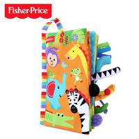 Fisher-Price 费雪 宝宝早教立体布书