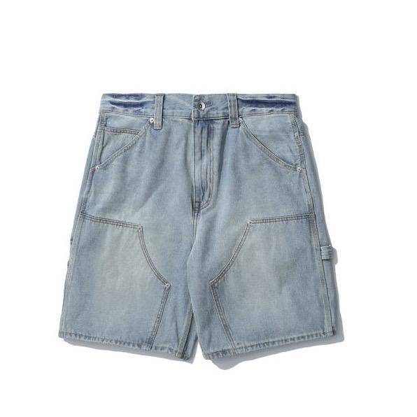 FIVE CM 男士牛仔短裤