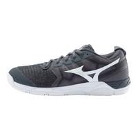 Mizuno 美津浓 Wave Supersonic 2 中性排球鞋 V1GC204005 灰/白 40.5