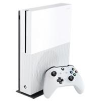 Microsoft 微软 Xbox One系列 S1T体感版 游戏机 白色+388款游戏双手柄
