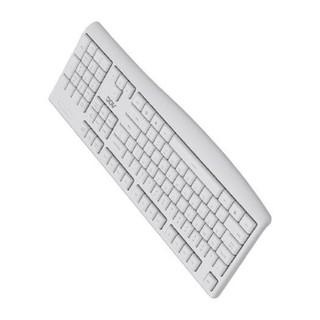 AOC 冠捷 KM220 无线键鼠套装 白色