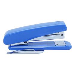 M&G 晨光 文具20页/12#蓝色订书机 侧带起钉器订书器 办公用品 单个装ABS92718