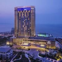 烟台金海岸希尔顿酒店 高级客房1晚(含早餐+晚餐)