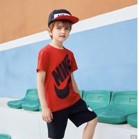 NIKE 耐克 儿童运动短袖T恤