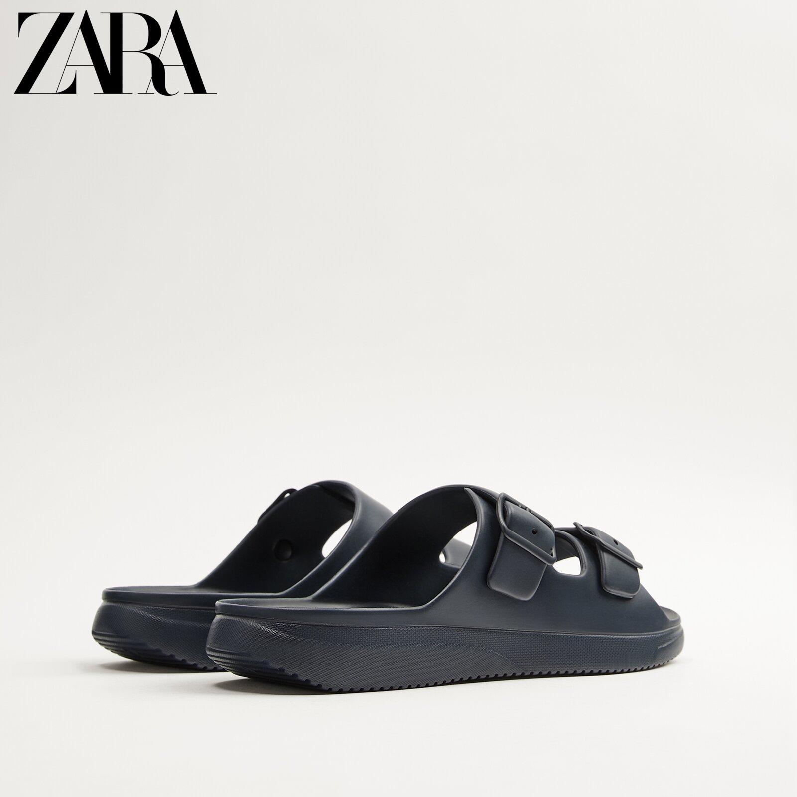 ZARA 12704721032 男款休闲凉鞋