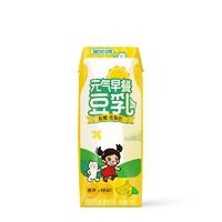 Genki Forest 元気森林 元气早餐 香蕉牛油果调制豆乳 250ml*18盒