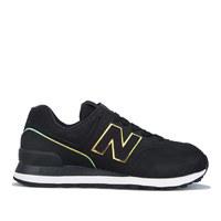 new balance Womens 574 Trainers 男士休闲鞋运动鞋
