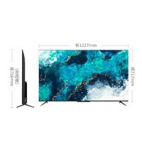 TCL 55T7D 液晶电视 55英寸 4K