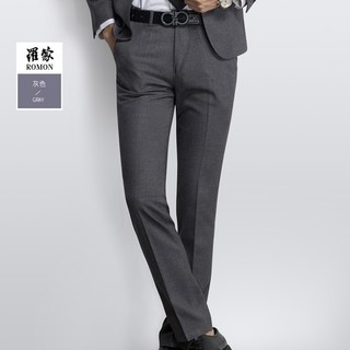 ROMON 罗蒙 8KZ911201 男士休闲西裤