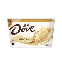 Dove 德芙 奶香白巧克力