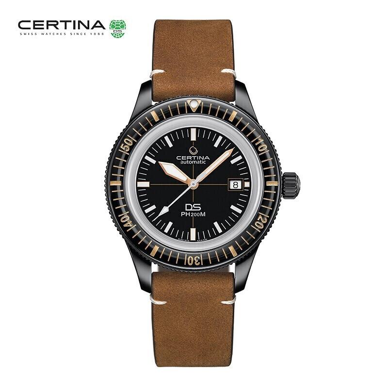 CERTINA 雪铁纳 DS PH200M系列 C036.407.36.050.00 男士机械表