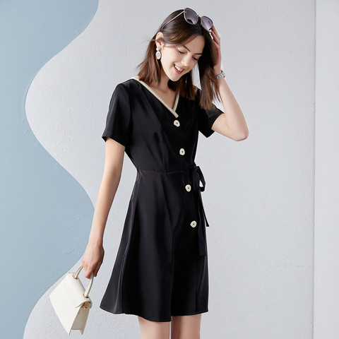 衣香丽影 91066535291  女士连衣裙