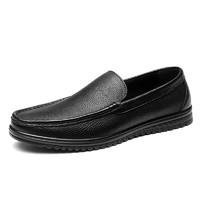 AOKANG 奥康 男士低帮商务休闲鞋 193212064 黑色 43