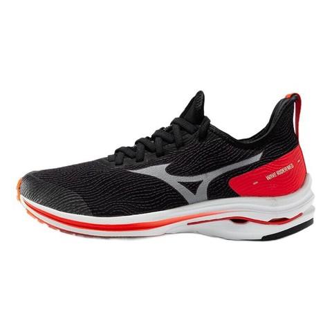 Mizuno 美津浓 RIDER NEO J1GD2078 女款缓震跑步鞋