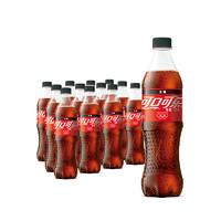 有券的上:Coca-Cola 可口可乐 零度 Zero 碳酸饮料 500ml*12瓶