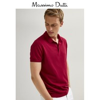 Massimo Dutti 00921452641 男士POLO衫