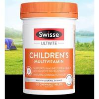 Swisse 斯维诗 复合维生素咀嚼片 120片