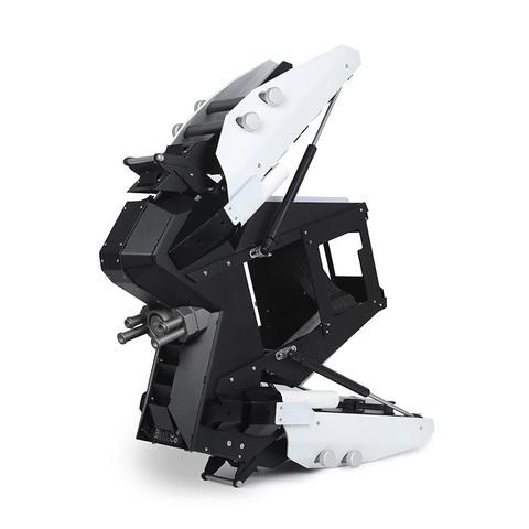 FUXK 弓箭 MOD定制主机箱 机械战斗弓箭造型  支持全尺寸显卡风冷不限高水冷ITX主板 电竞电脑机箱