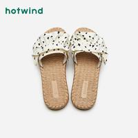 hotwind 热风 H062W16217 女士凉鞋拖鞋