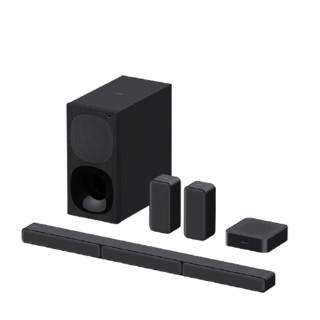 限地区 : SONY 索尼 HT-S40R 5.1声道回音壁 黑色