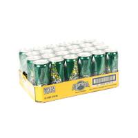 黑卡会员:perrier 巴黎水 柠檬味饮料 330ml*24罐