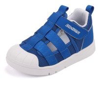 DR.KONG 江博士 男童学步鞋 蓝色 27码(脚长约16.0-16.6cm)
