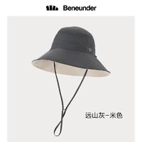 Beneunder 蕉下 4897051967279 女士遮阳帽