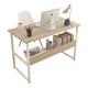 超耐 简易经济型学习桌 钛白色 基础款 60cm 15.8元(包邮,需用券)