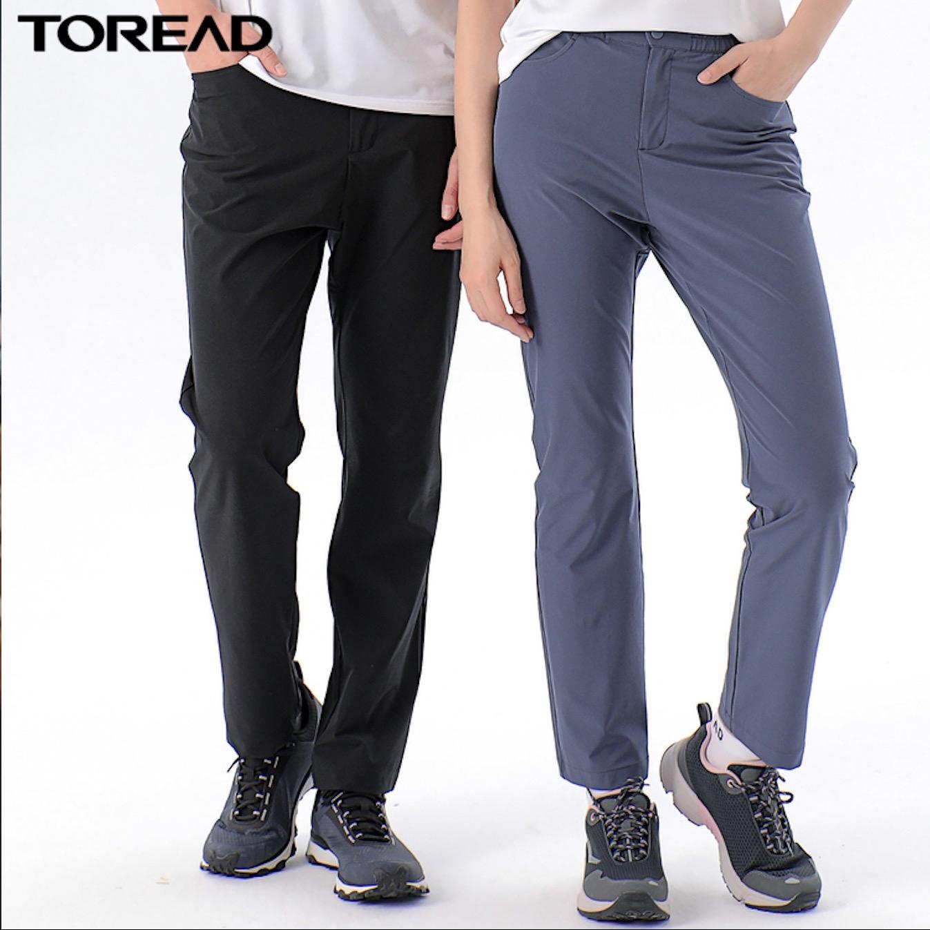 值友专享 : TOREAD 探路者 TAMI81409 男子休闲长裤