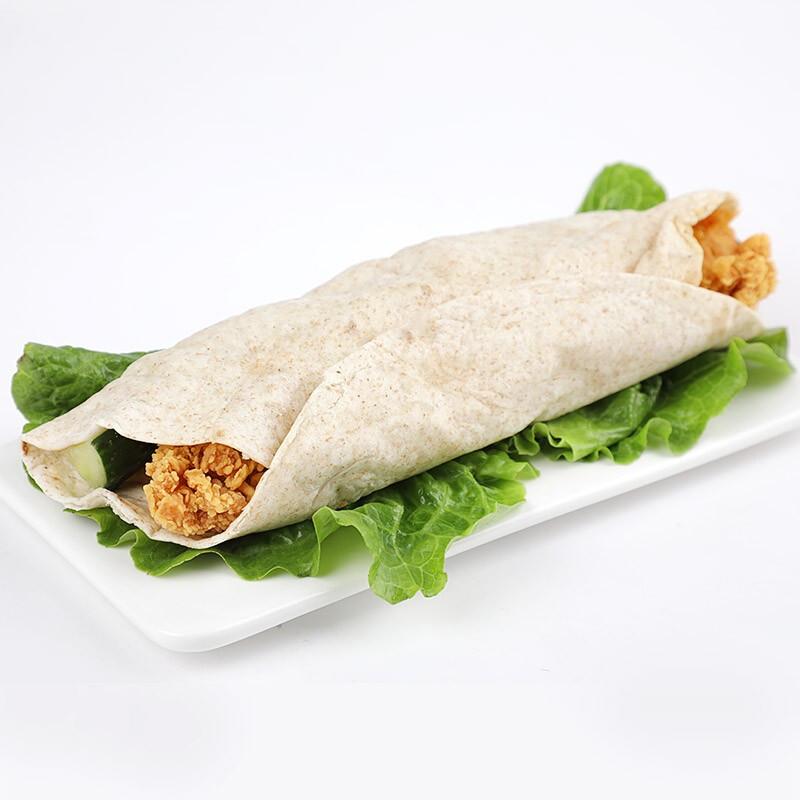PLUS会员 : 乐麦点 老北京鸡肉卷 140克*6个
