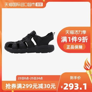 SKECHERS 斯凯奇 男鞋SPORT 运动休闲鞋沙滩鞋夏季轻便凉鞋男士防滑