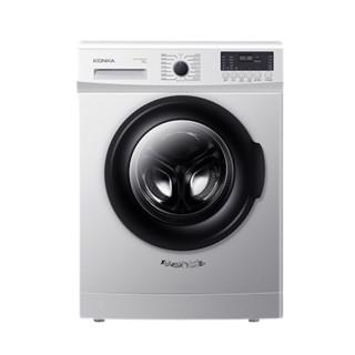 KONKA 康佳 XQG100-BB12161W 10公斤 滚筒洗衣机