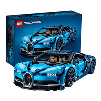 88VIP:LEGO 乐高 Technic科技系列 42083 布加迪奇龙