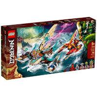 LEGO 乐高 Ninjago 幻影忍者系列 71748 双体船海战