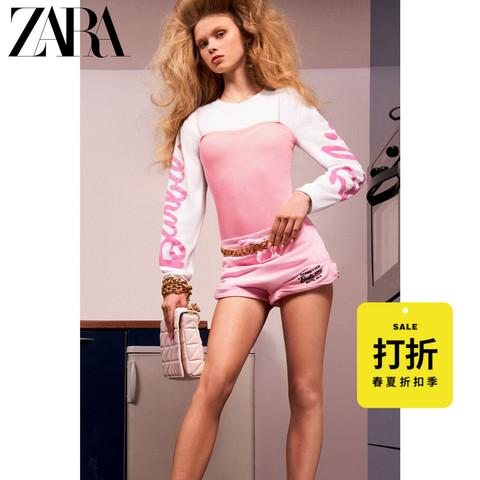 ZARA [折扣季] 女装 无缝连体衣 07901392626